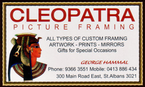 cleopatra_picture_framing